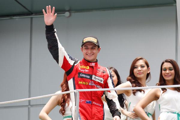 2013 GP2 Series. Round 1.  Sepang, Kuala Lumpur, Malaysia. 24th March 2013.  Sunday Race.  Mitch Evans (NZL, Arden International).  World Copyright: Alastair Staley/GP2 Series Media Service.  ref: _A8C6227