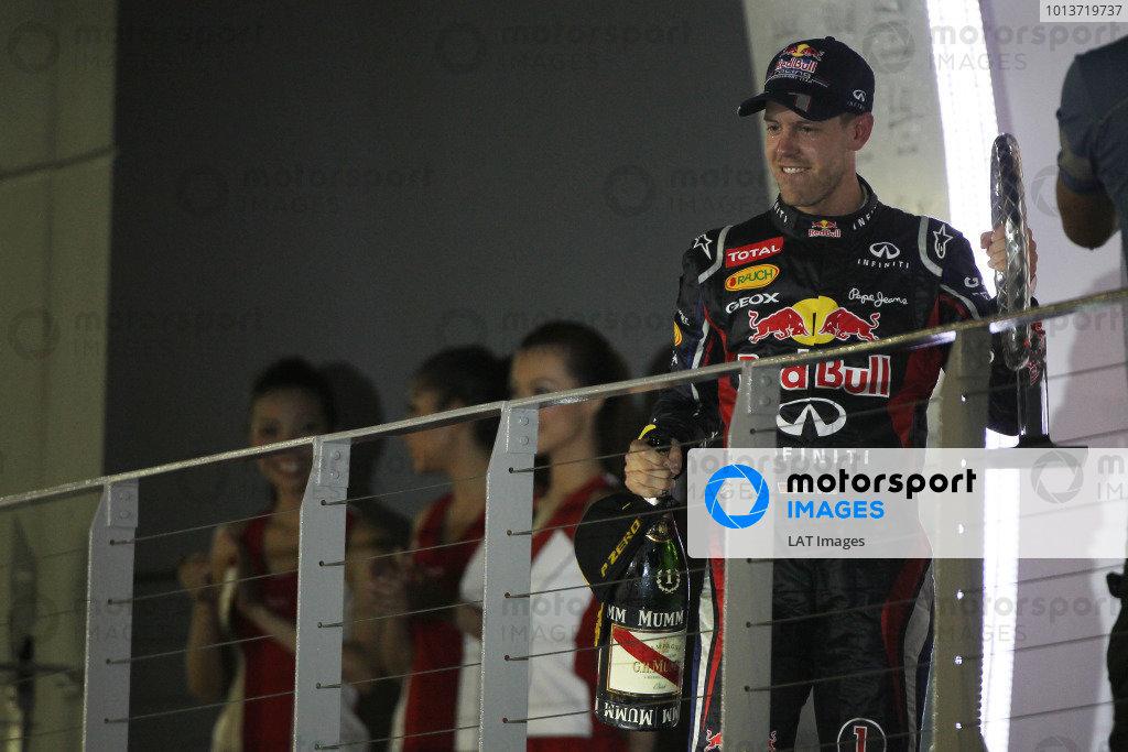 2012 Singapore Grand Prix - Sunday