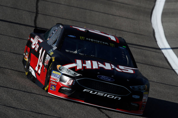 Monster Energy NASCAR Cup Series Ford EcoBoost 400 Homestead-Miami Speedway, Homestead, FL USA Friday 17 November 2017 Clint Bowyer, Stewart-Haas Racing, Haas Automation Ford Fusion World Copyright: Michael L. Levitt LAT Images