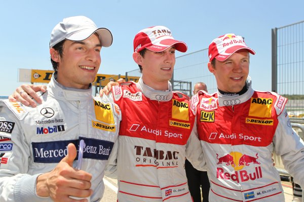 Top three qualifiers: 