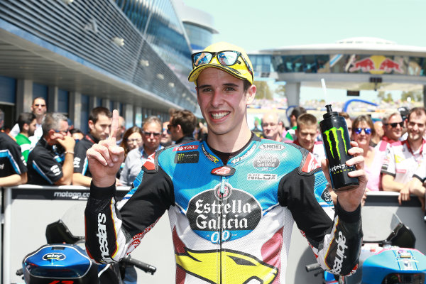 2017 Moto2 Championship - Round 4 Jerez, Spain Sunday 7 May 2017 Race winner Alex Marquez, Marc VDS World Copyright: Gold & Goose Photography/LAT Images ref: Digital Image 668729