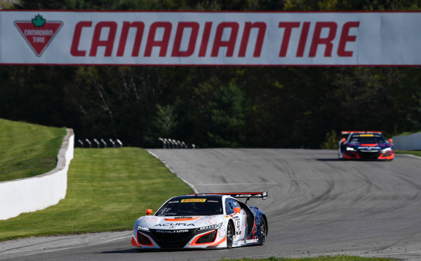 Pirelli World Challenge Victoria Day SpeedFest Weekend Canadian Tire Motorsport Park, Mosport, ON CAN Friday 19 May 2017 Ryan Eversley/ Tom Dyer World Copyright: Richard Dole/LAT Images ref: Digital Image RD_CTMP_PWC17027