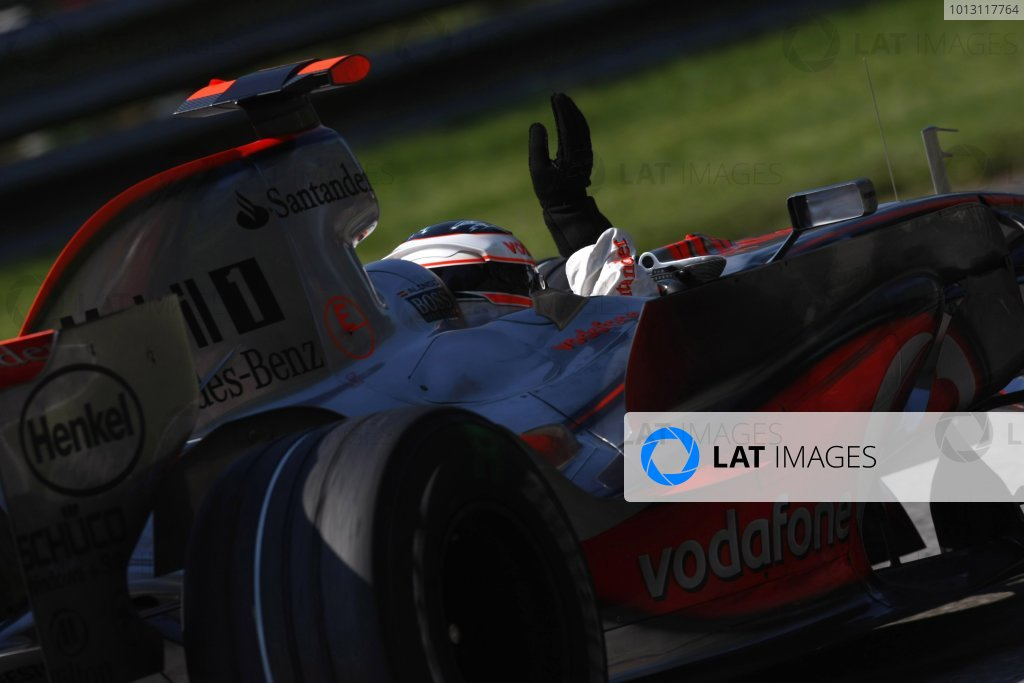 2007 Italian Grand Prix - Sunday Race