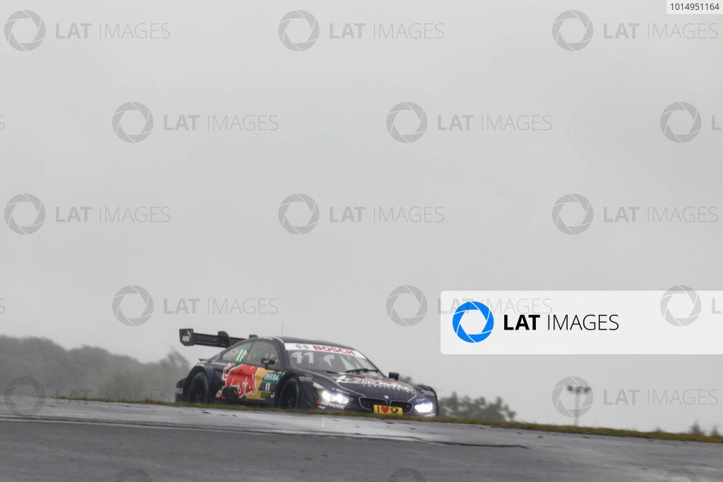 2017 DTM Round 7  Nürburgring, Germany  Friday 8 September 2017. Marco Wittmann, BMW Team RMG, BMW M4 DTM  World Copyright: Alexander Trienitz/LAT Images ref: Digital Image 2017-DTM-Nrbg-AT1-0677