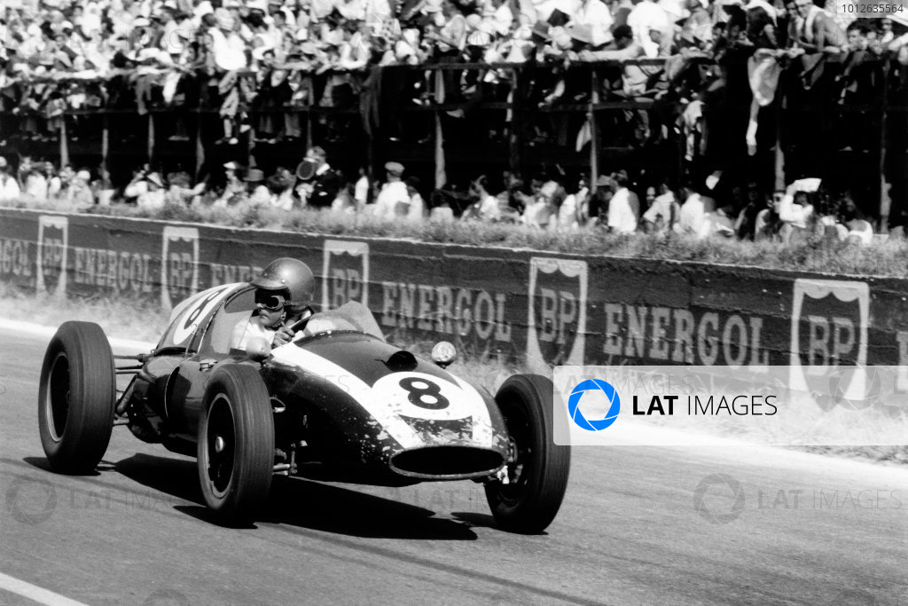 Reims, France. 5 July 1959.