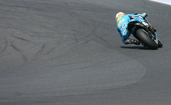 Japan Motegi 01-03 Oct 2010Loris Capirossi Rizla Suzuki Team