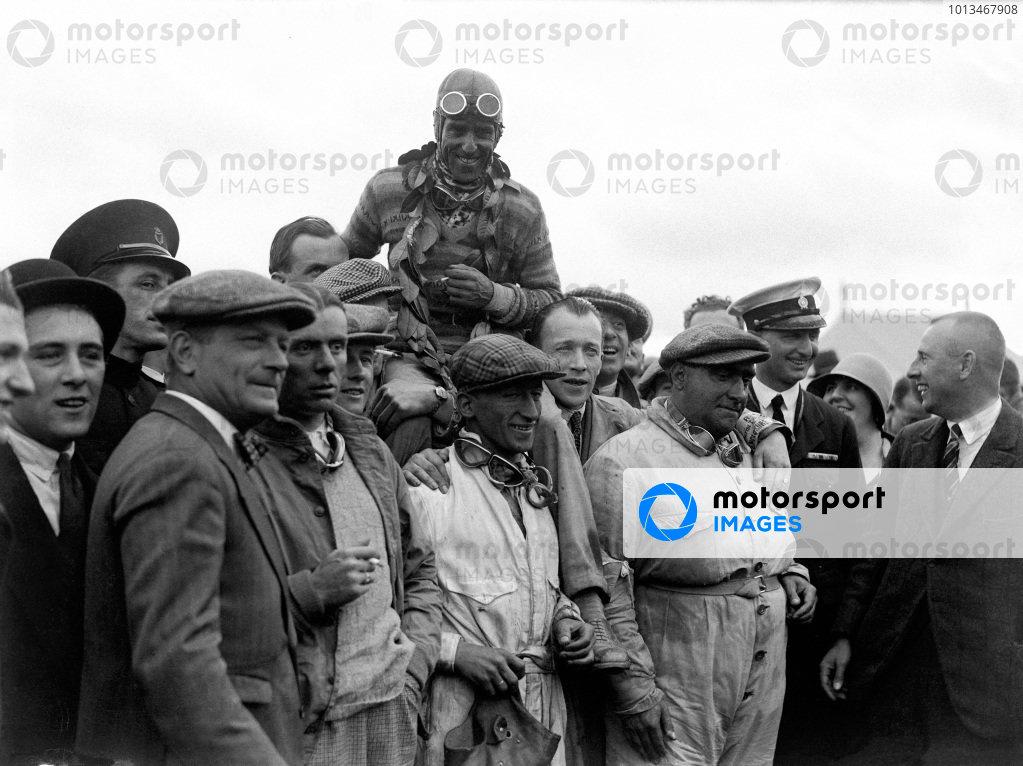 1930 Tourist Trophy.