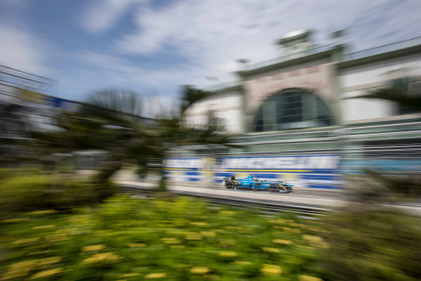 2016/2017 FIA Formula E Championship. Hong Kong ePrix, Hong Kong, China. Sunday 9 October 2016. Sebastien Buemi (SUI), Renault e.Dams, Spark-Renault, Renault Z.E 16.  Photo: Andrew Ferraro/LAT/Formula E ref: Digital Image _FER1678