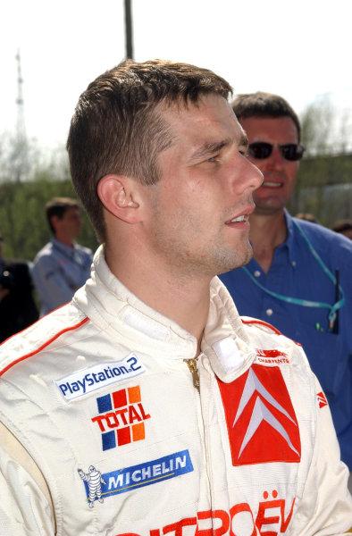 2002 World Rally ChampionshipRally Catalunya, 21st-24th March 2002.Sebastien Loeb.Photo: Ralph Hardwick/LAT