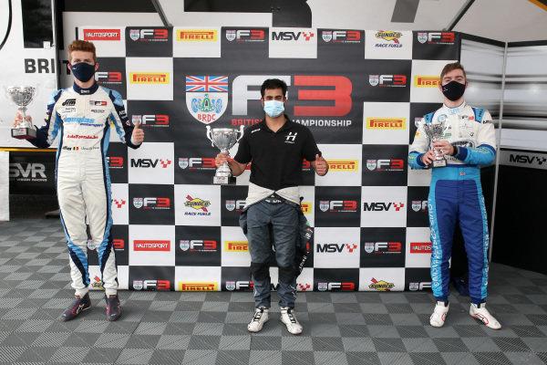 Race 4 Podium