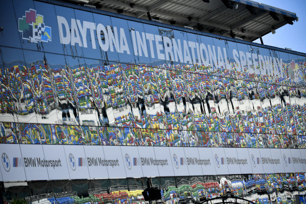 Ganeral view of Daytona International Speedway