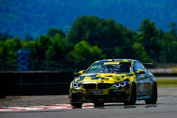 #38 BMW M4 GT4 of Samantha Tan and Jason Wolfe  Rose Cup Races, Portland OR