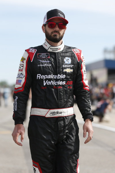 #51: Jeremy Clements, Jeremy Clements Racing, Chevrolet Camaro RepairableVehicles.com