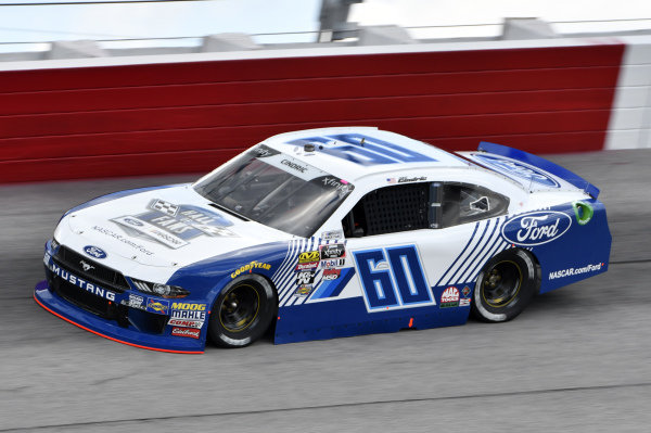 #60: Austin Cindric, Roush Fenway Racing, Ford Mustang Ford Hall of Fans