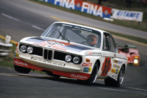 Hans-Joachim Stuck / Niki Lauda, B.M.W. Alpina, BMW 3.0 CSL.