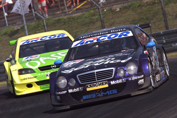 2001 DTM Championship.