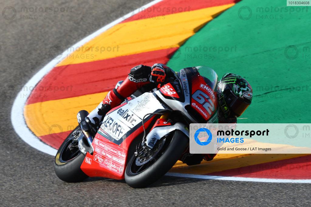 Stefano Manzi, Forward Racing.