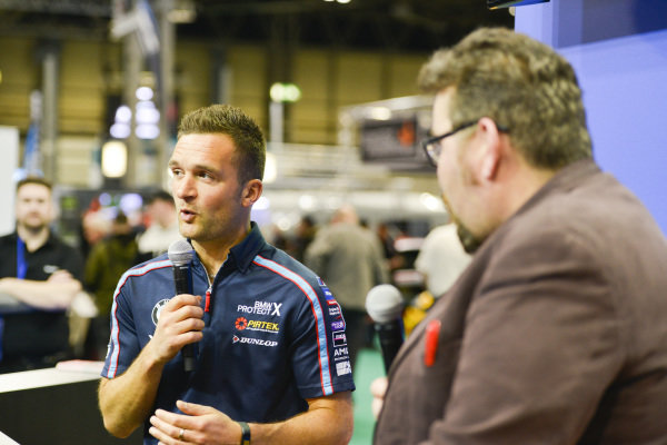 Colin Turkington and Matt James