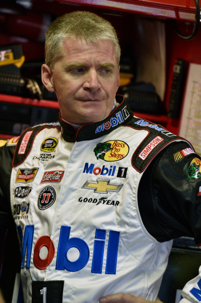 15-17 August, 2014, Brooklyn, Michigan USA Jeff Burton ?2014, Nigel Kinrade LAT Photo USA