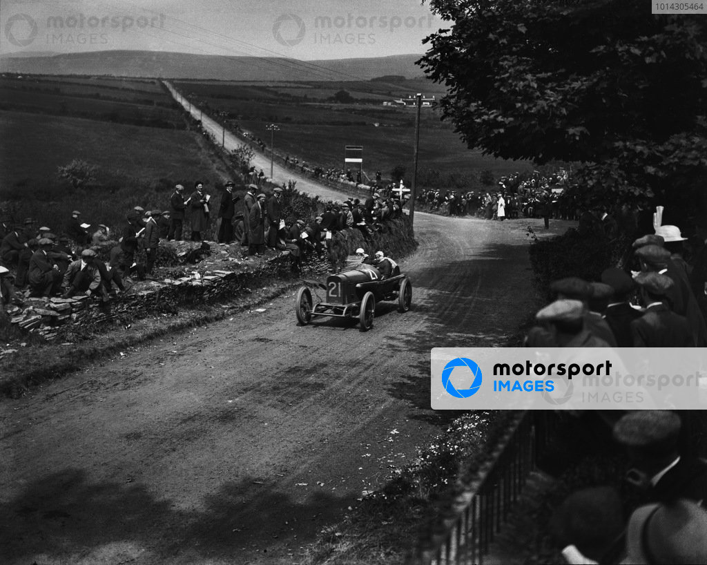 1924 Isle of Man Trial.
