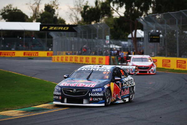 Shane van Gisbergen, Triple Eight Race Engineering Holden.