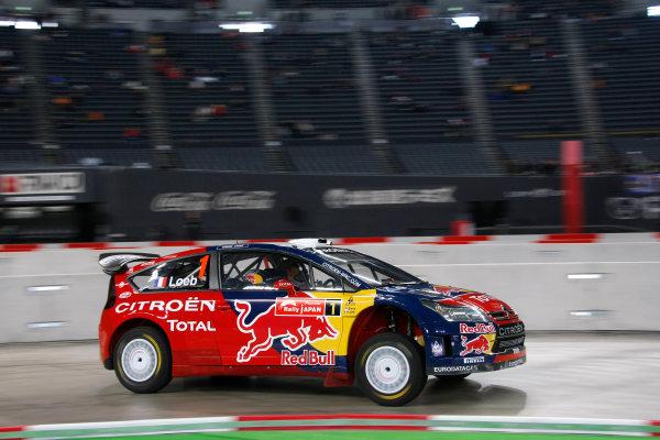 Round 14, Rally Japan30th October - 2nd November 2008Sebastien Loeb, Citroen, actionWorldwide Copyright: McKlein/LAT