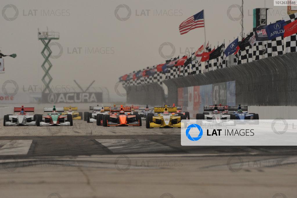 2010 Indy Lights Series St. Petersburg