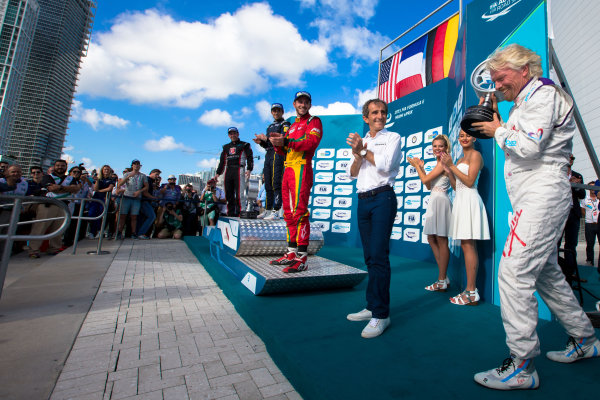 2014/2015 FIA Formula E Championship.