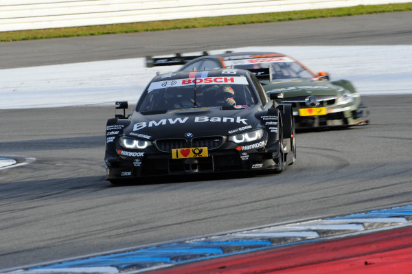 2014 DTM Championship Round 10 - Hockenheim, Germany 17th - 19th October 2014 Bruno Spengler (CAN) BMW Team Schnitzer, BMW M4 DTM World Copyright: XPB Images / LAT Photographic  ref: Digital Image 3353464_HiRes