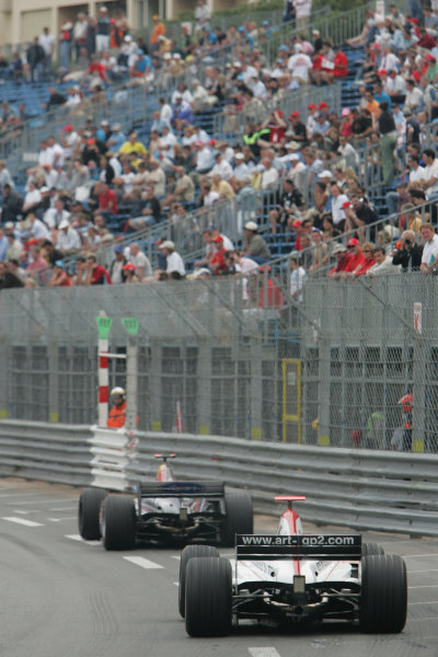 2005 GP2 Series - MonacoMonte-Carlo. 20th & 21st MaySaturday - Race