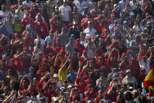 2006 Italian Grand Prix - Sunday Race