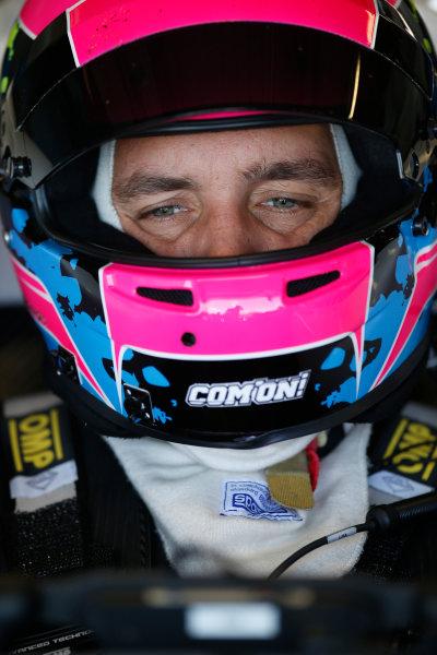 FIA Formula E Test Day, Donington Park, UK.  9th - 10th July 2014.  Franck Montagny, Andretti Autosport Photo: Glenn Dunbar/FIA Formula E ref: Digital Image _89P3349