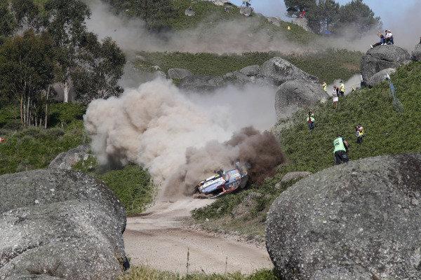 Jari Huttunen, Hyundai i20 R5, WRC2