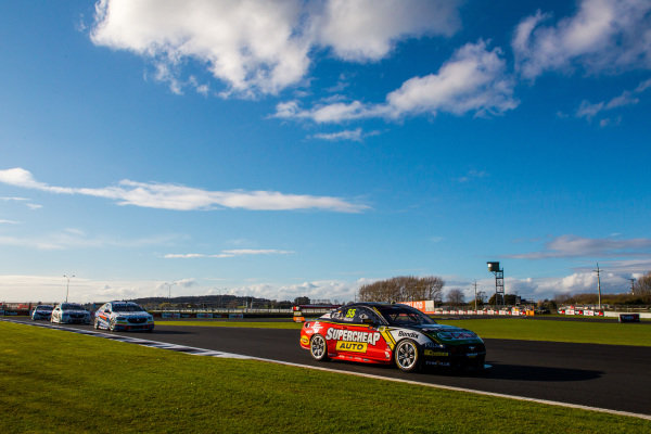 Chaz Mostert, Tickford Racing Ford