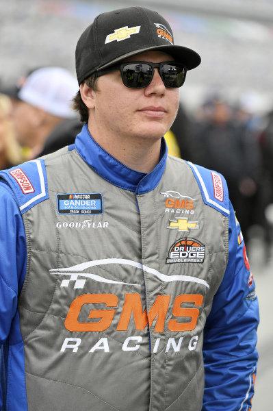 #2: Sheldon Creed, GMS Racing, Chevrolet Silverado Chevy.com /Trench Shoring