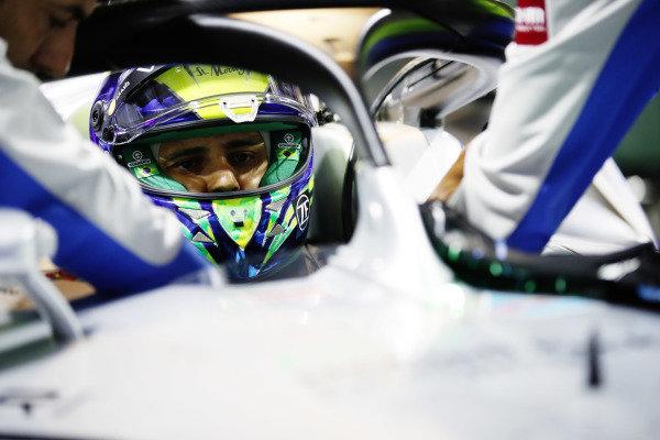 Felipe Massa (BRA), Venturi Formula E, Venturi VFE05