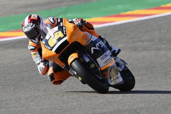 Bo Bendsneyder, RW Racing GP .