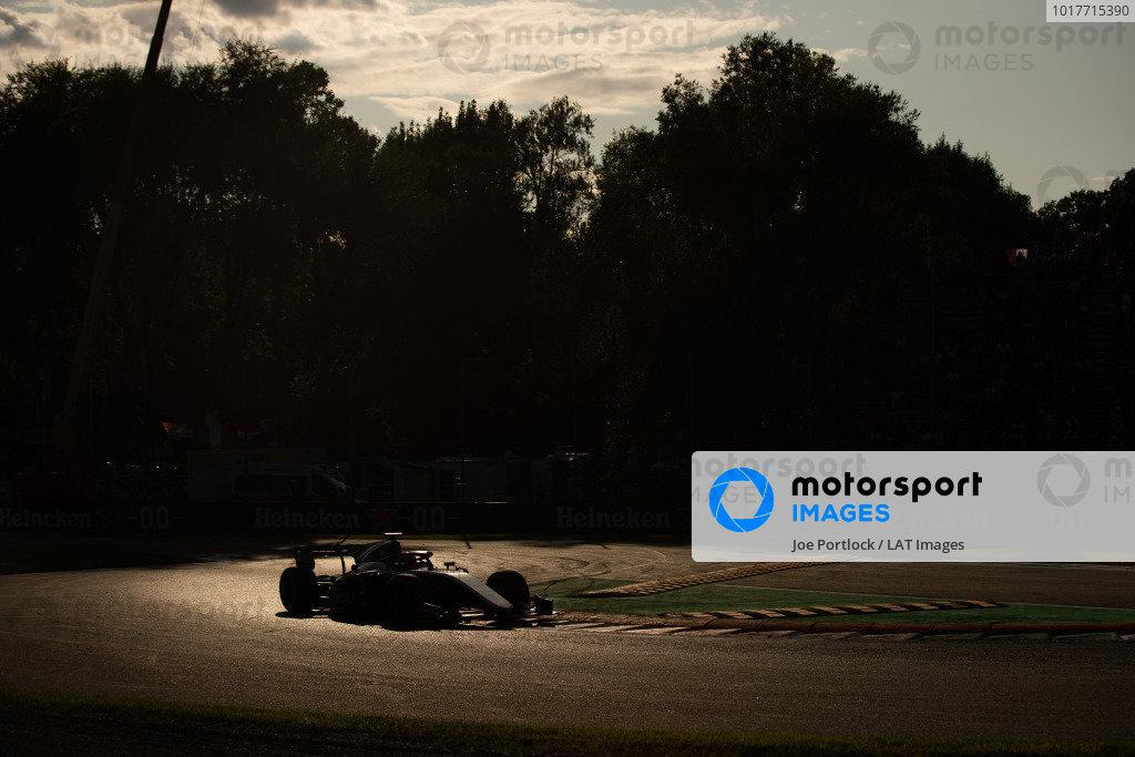 AUTODROMO NAZIONALE MONZA, ITALY - SEPTEMBER 07: Nikita Mazepin (RUS, ART Grand Prix) during the Monza at Autodromo Nazionale Monza on September 07, 2019 in Autodromo Nazionale Monza, Italy. (Photo by Joe Portlock / LAT Images / FIA F2 Championship)