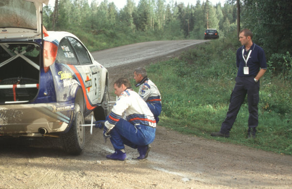 WRC Neste Rally of Finland 2000