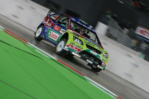 Round 14, Rally Japan30th October - 2nd November 2008Jari-Matti Latvala, Ford, actionWorldwide Copyright: McKlein/LAT
