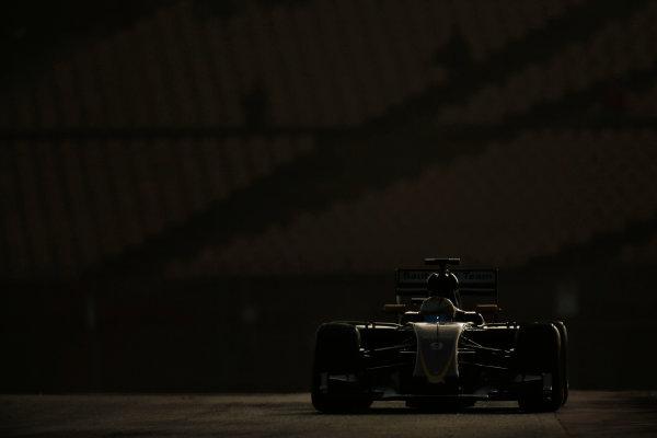 Circuit de Catalunya, Barcelona, Spain Monday 22 February 2016. Marcus Ericsson, Sauber C35 Ferrari. World Copyright: Alastair Staley/LAT Photographic ref: Digital Image _R6T7866