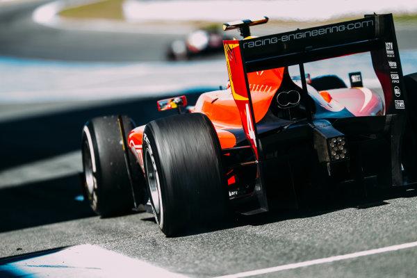 2016 GP2 Series Testing. Jerez, Spain. Thursday 31 March 2016 Jordan King (GBR) Racing Engineering  World Copyright: Malcolm Griffiths/LAT Photographic. ref: Digital Image _G7C9494