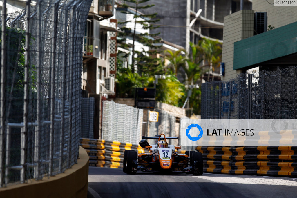 FIA Formula 3 World Cup - Macau