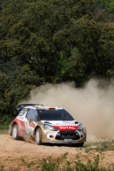 2013 World Rally Championship Rally Portugal 11th - 14th April 2013 Dani Sordo, Citroen, action Worldwide Copyright: McKlein/LAT