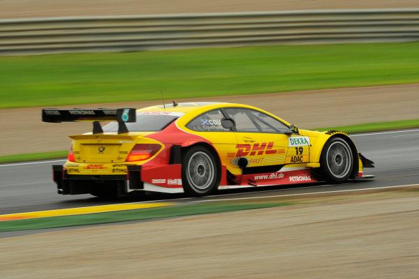 Round 9 - Valencia, Spain28th - 30th September 2012David Coulthard (GBR), Muecke Motorsport, AMG Mercedes C-CoupeWorld Copyright:  XPB Images / LAT Photographicref: Digital Image 2373278_HiRes
