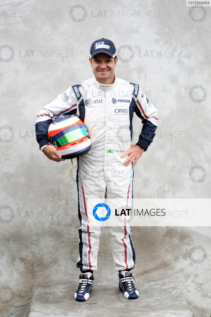 Albert Park, Melbourne, Australia24th March 2011.Rubens Barrichello, Williams FW33 Cosworth. World Copyright: LAT Photographicref: Digital Image2_LC1322