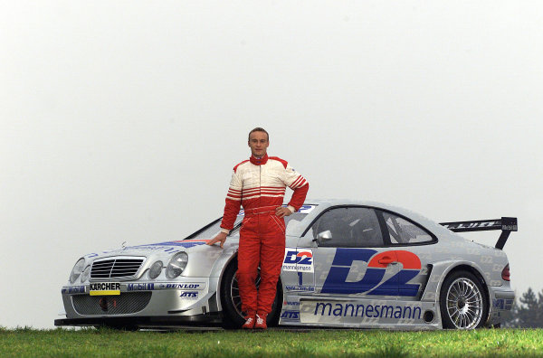 Hockenheim, Germany. 17th  November 2000
