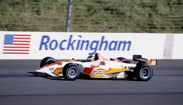 2002 Rockingham CART, Rockingham Speedway, England14 September, 2002Darren Manning.-2002, Kevin Wood, EnglandLAT Photographic