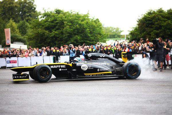 Daniel Ricciardo (AUS) Renault