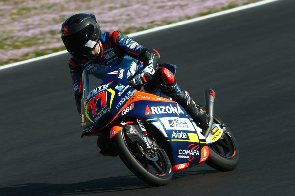 Vicente Perez, Avintia Racing .